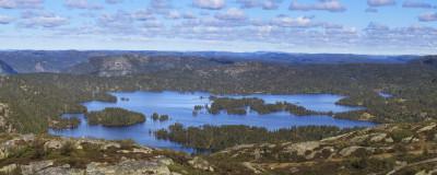 Tovdal,Lake Nasvatn
