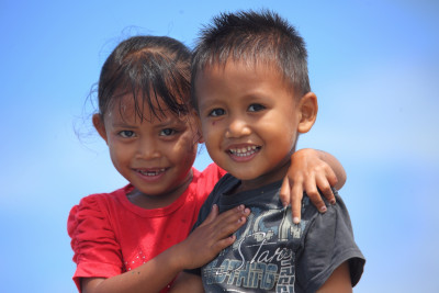 Togians islands-Baju kids