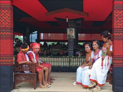 Tana Toraja funeral ceremonies