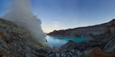 Mount Ijen-Java
